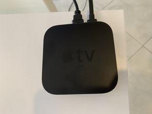Apple TV 4th Generation 32GB with remote for Sale in Chula Vista, CA