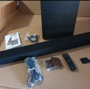 Klipsch Sound bar with subwoofer for Sale in Memphis, TN