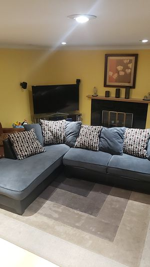 Cool New And Used Sectional Couch For Sale In Roseville Ca Offerup Short Links Chair Design For Home Short Linksinfo