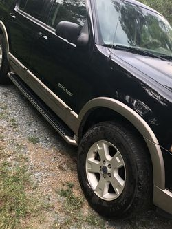 04 Ford Explorer Full Part Out for Sale in Concord,  NC