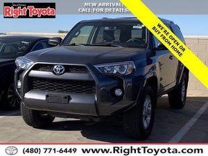 2018 Toyota 4Runner for Sale in Scottsdale, AZ