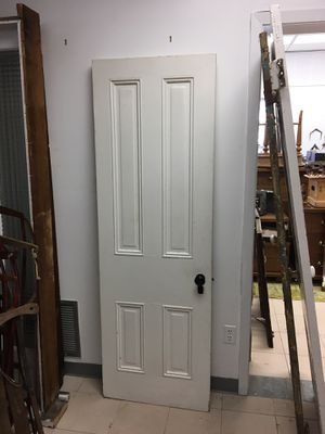 11 Original Wooden Doors with handle/hinges, some over 100 years old for Sale for sale  Manalapan Township, NJ