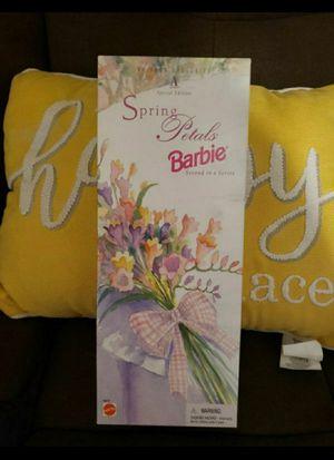 Avon Spring Petals Barbie for Sale in Tampa, FL