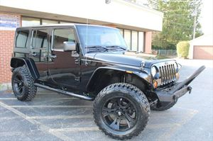 2012 Jeep Wrangler Unlimited for Sale in Summit, IL