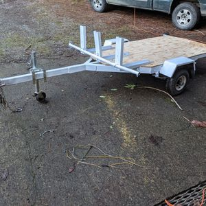 4x8 Motorcycle Trailer for Sale in Redmond, WA