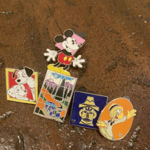 Disney Lot Of Pins for Sale in View Park-Windsor Hills, CA