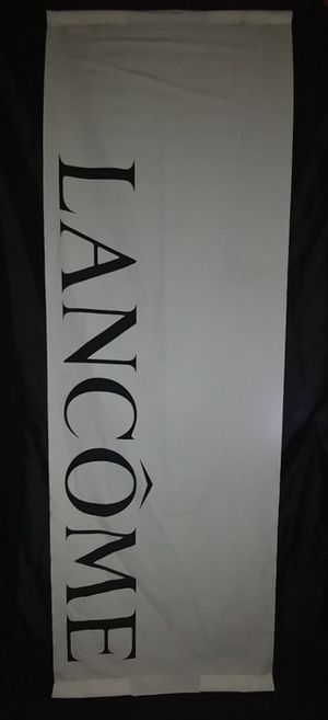 Lancome Display Banner for Sale in Traverse City, MI
