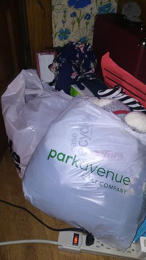 Two bags of clothes for Sale in West Seneca, NY