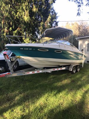 SEA RAY OVERNIGHTER SIGNATURE 240 for Sale in Lake Stevens, WA