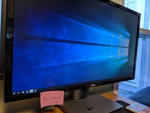 "Dell 4k S2817Q 28"" Monitor for Sale in Wolcott, CT"