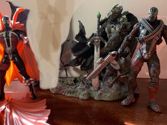 3 Spawn McFarlane Figures for Sale in Franklin Park,  IL