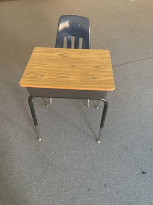 Desk and Chair for Sale in Norfolk, VA