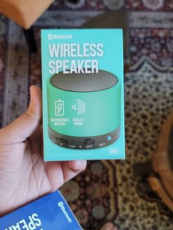 Wireless Bluetooth Speaker By Gems for Sale in Hanover,  MD