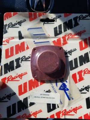 Goped go ped Umi pull start block off plate brand new in package for Sale in Oakley, CA