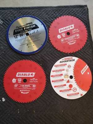 """12"""" saw blade for Sale in Glendale, AZ"""