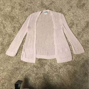 lavender knit cardigan for Sale in Hanover Park, IL