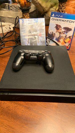 PS4 plus games for Sale in Dallas, TX