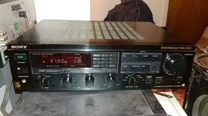 SONY STR-GX6ESII High End Stereo Receiver/Amplifier for Sale in Glendale, AZ