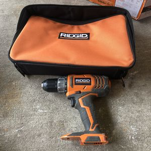 Ridgid drill (tool only) for Sale in Houston, TX