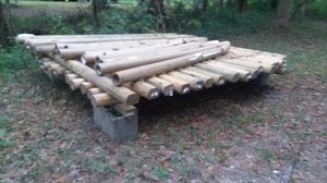 8ft post, electric fence, insulators BRAND NEW!! for Sale in Brooksville, FL