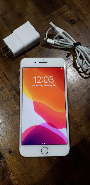 iPhone 7+plus unlocked for Sale in Lynnwood, WA