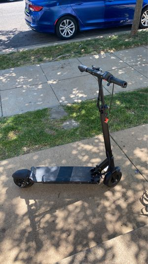 Electric scooter PARTS OR REBUILD for Sale in Washington, DC