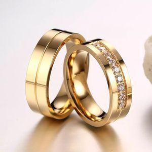 Unisex 18K Gold plated Engagement/Wedding Matching Set - Code B12 for Sale in Dallas, TX