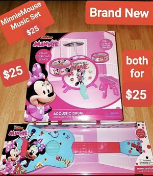 Only $25🌸Minnie Mouse Music Bundles. These Super Cute Bundles are Only $25 each picture for Sale in Plainfield, IL
