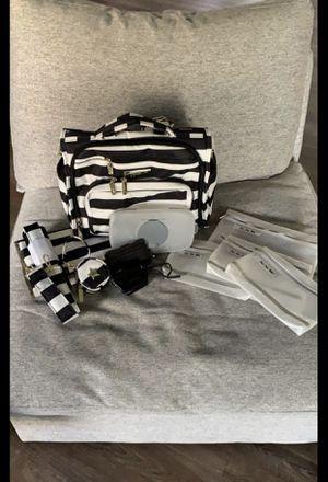 JuJuBe B.F.F Diaper Bag and accessories. for Sale in Tenino, WA