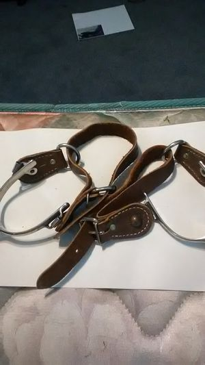 Adult boot spurs for Sale in Chatsworth, GA