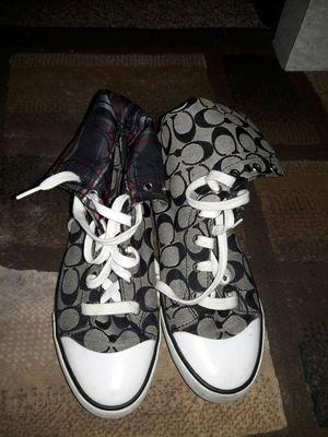 Coach shoes for Sale in Detroit, MI
