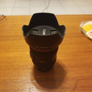 Canon Zoom Lens EF 24-105mm for Sale in Franklin Park, IL