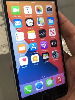 iPhone 6s 32gb Unlocked Already Very Clean No Issues for Sale in Santa Ana,  CA