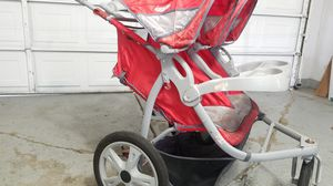 Instep double seated stroller good condition for Sale in Sterling Heights, MI