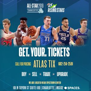 NBA Rising Stars 2019 Tickets for Sale in Charlotte, NC