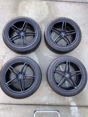 "20"" XIX Wheels w/ Tires for Sale in San Diego, CA"
