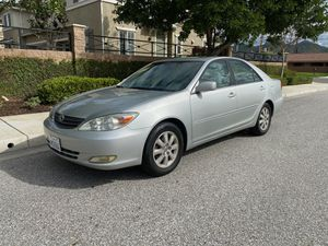 2003 Toyota Camry XLE CLEAN TITLE for Sale in Grand Terrace, CA