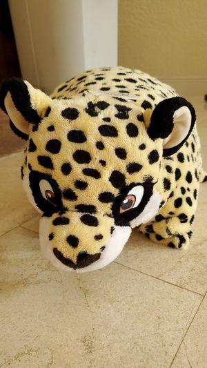 Disney parks leopard plush animal kingdom world stuffed animal lion king for Sale in Coral Springs, FL