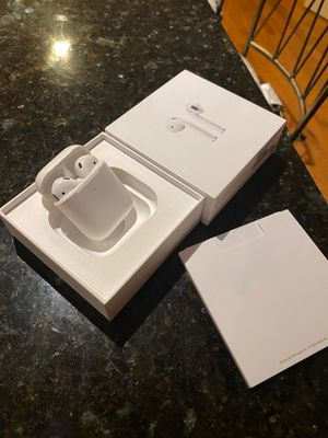 AirPods 2nd generation for Sale in Sterling, VA