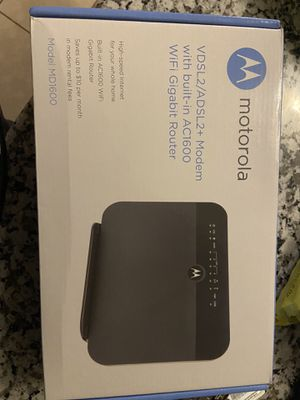 Modem router for Sale in Tacoma, WA