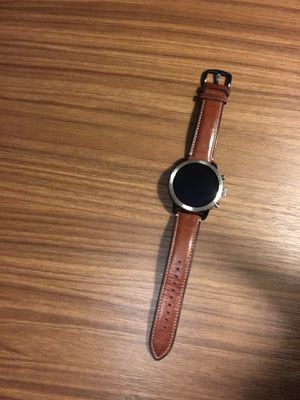 Generation 4 Fossil smartwatch with microphone for Sale in Vienna, VA