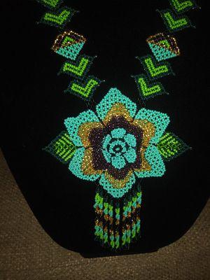 Hermoso Collar Huichol for Sale in Montebello, CA