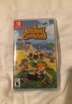 Animal Crossing: New Horizons for Sale in Fresno, CA