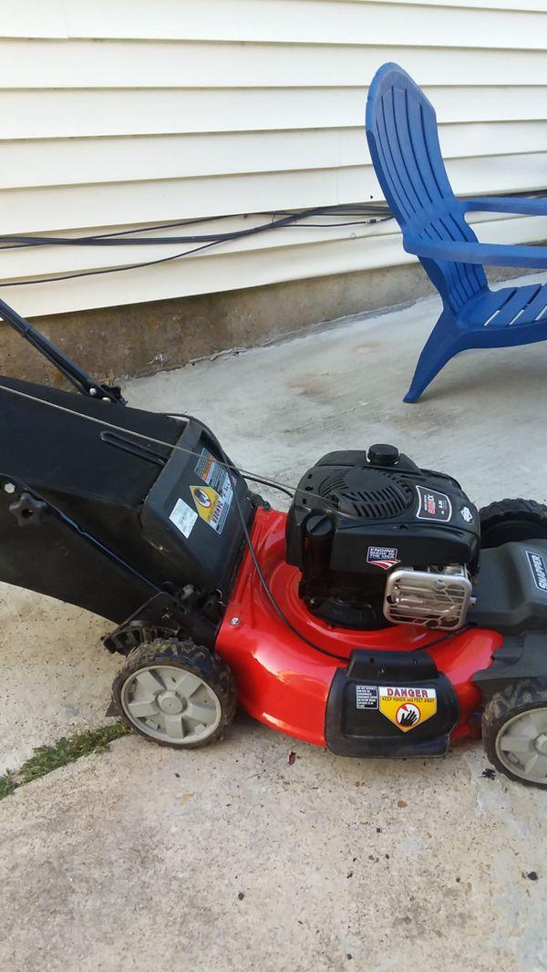 Selling Troy-Bilt 6.25 ex self-propelled 150cc
