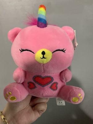 Unicorn bear plush for Sale in Douglasville, GA