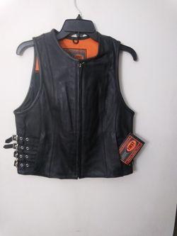 Leather Vest for Sale in Fort Washington,  MD