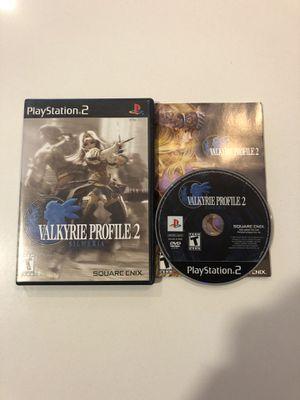 Valkyrie Profile 2 Complete PS2 for Sale in Santa Clara, CA