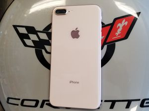 AT&T Rose iPhone 8 Plus 256 GB for Sale in Port St. Lucie, FL