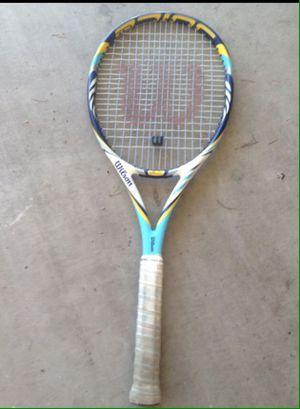 Wilson BLX Juice Pro Model Tennis Racket for Sale in Mesa, AZ