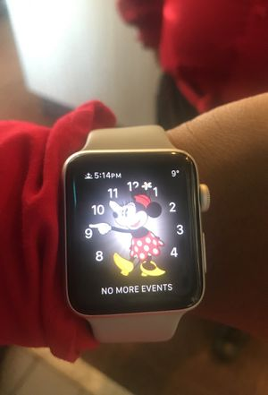 Apple Watch Series 3- 40mm for Sale in Washington, DC
